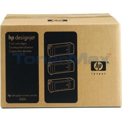 HP DESIGNJET 4000 INK CARTRIDGE YELLOW